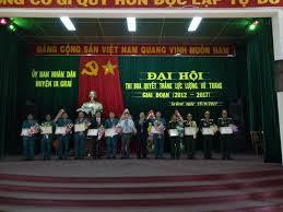 Dan K Hen Huyện Ia Grai Khen Thưởng 11 Tập Thể 34 Cá Nhân Xuất Sắc Trong