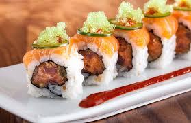 sriracha mayo sushi japanese dining menu nyc haru sushi
