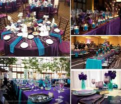 teal wedding decorations stunning purple and teal wedding colors ideas styles ideas