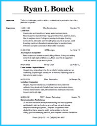 Sample Resume Objectives Service Crew by Apprentice Carpenter Resume Sample Framing Carpenter Resume