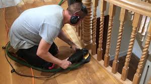 Laminate Flooring In Hull Sanding And Oiling Oak Floors Hull Youtube