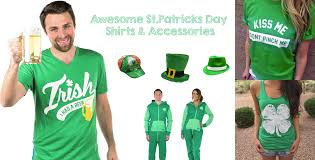 collection of st patricks day shirts for men best fashion trends