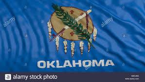 Flag Of Oklahoma Oklahoma State Flag Stock Photos U0026 Oklahoma State Flag Stock
