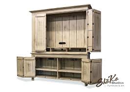 console cabinet with doors large tv console studios custom furniture cabinet with throughout
