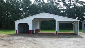 rv storage building plans carports used metal rv carports for sale metal storage covers