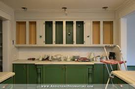 white upper kitchen cabinets surprise they re not white my new upper kitchen cabinet color