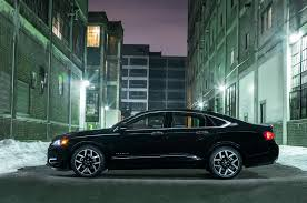 Chevrolet Unveils Sinister New Impala Midnight Edition Package