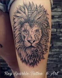 die besten 25 lion tattoo arm ideen auf pinterest löwe schulter