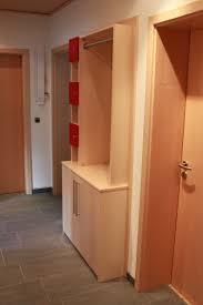 wohnzimmer backnang garderobenschrank ahorn rot vom schreiner aus sulzbach backnang
