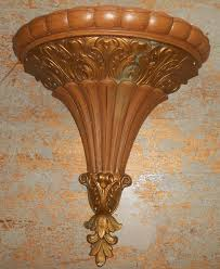 home interiors sconces vintage wall pocket sconce plastic ornate home interiors wall