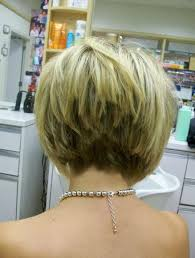 back of head bob stacked bob haircut pictures back head hair
