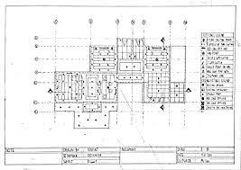 Reflected Floor Plan by Assignment 4 Multi View Drawing U2013 Plan U2013 Vincentlunia