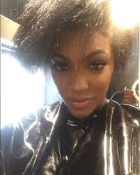 pictures of razor chic hairstyles porsha williams short haircut is razor chic