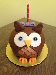 owl birthday cakes owl birthday cake masterpieces cake