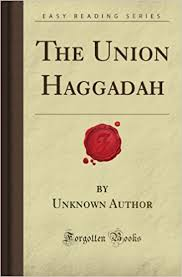 union haggadah the union haggadah forgotten books unknown walker author