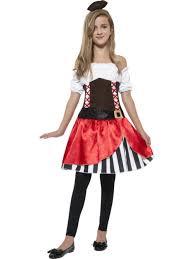 uk size 4 6 miss pirate teen teenage fancy dress costume