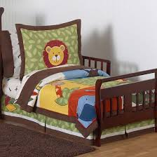 Girls Jungle Bedding by Jungle Time Green And Brown Boys Comforters For Boys Print Bedding
