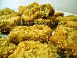 membuat nugget ayam pakai tepung terigu resep nugget ayam wortel resep masakan indonesia homemade aneka