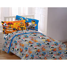 Twin Sheet Set Lego City Twin Sheet Set Walmart Com