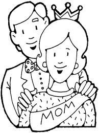 parent u0027s day coloring pages