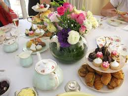 high tea kitchen tea ideas kitchen tea table setting ideas brokeasshome