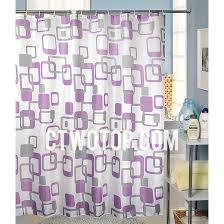 Shower Curtains Purple Purple And White Plaid Patterned Unique Cheap Shower Curtains