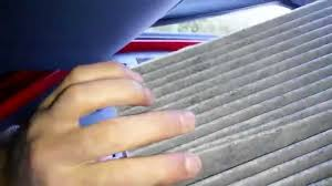 how to change air cabin filter on your mitsubishi colt czt 2005