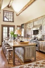 Log Cabin Kitchen Ideas 10 Heavy Timber Kitchens That Make Us Drool Log Cabin Kitchens