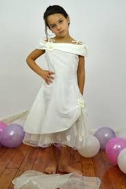 robe mariage fille robe iris fille ivoire