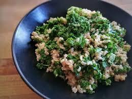 comment cuisiner le chou kale risotto de chou kale vegan recette simple et healthy