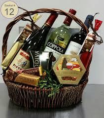 liquor gift baskets wine cheese gift baskets nj wine and liquor depot