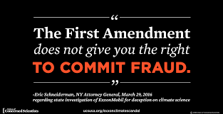 Ny Power Of Attorney by Abuse Of Power Exxonmobil Chairman Lamar Smith And The First