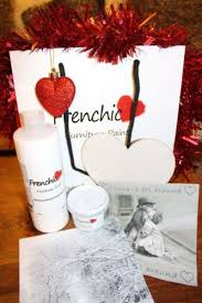 frenchic decoupage and chalk paint christmas gift pack present