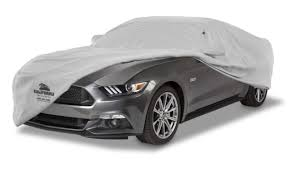 Ford Mustang Shelby Gt500 Black 2007 2009 Ford Mustang Shelby Gt500 Custom Fit Grey Stormweave