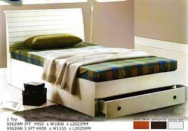white queen size bed frame with drawers home design ideas