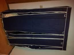 kleiderschrank aus stoff faltschrank xl erfahrungsbericht zum aufbau mistama