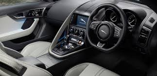 jaguar cars interior jaguar f type interior features u0026 options