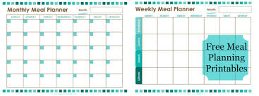 weekly family meal planner template saving money tips archives how to set a simple family budget for everyone