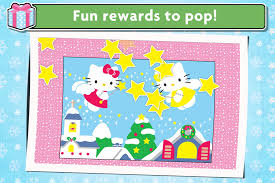 Hello Kitty Halloween Games by Hello Kitty Christmas Puzzles Android Apps On Google Play
