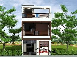 indian house design front view front design of small house homes floor plans