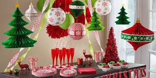 Christmas Reindeer Decorations Canada by Hanging Christmas Decorations Garlands U0026 Tinsel Decorations