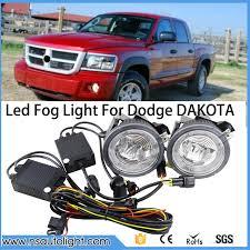 dodge dakota fog light for dodge 01 04 dakota 01 03 durango led fog lights set dakota led