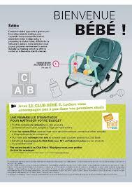 siege auto e leclerc e leclerc les rdv bébé cataloguespromo com