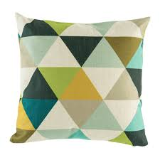 black patterned cushions buy bronte diamond cushion cover 45cm online simply cushoins