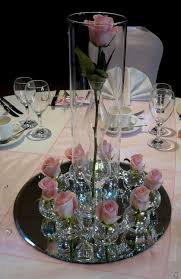 exquisite unique wedding table centerpieces glass terrarium