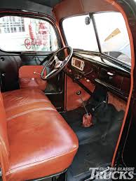 Classic Ford Truck 1940 - truck interior ideascustom classic truck interiors ford f pickup truck