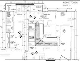 kitchen architecture planner autocad archicad create floor home