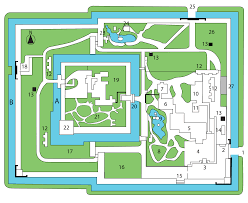 floor plans of castles hogwarts floor plan middle section wip by