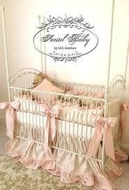 Beige Crib Bedding Set Beautiful Soft Pink And Gray Nursery Cribs Pinterest Nursery