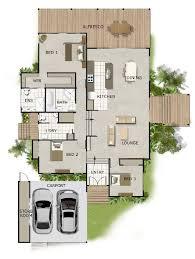 split level house designs and floor plans modern split level floor plans home pattern
